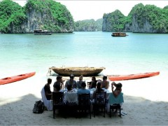 Halong Bay: One of Asia's top five tropical island paradises